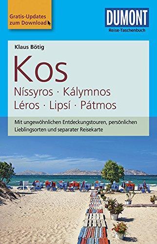 9783770174775: DuMont Reise-Taschenbuch Reiseführer Kos: Níssyros, Kálymnos, Léros, Lipsí, Pátmos, mit Extra-Reisekarte