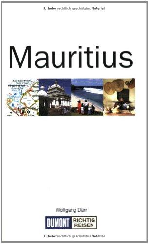 9783770176106: Mauritius. Richtig reisen: Mit Reiseatlas & Routenplaner. Individuell reisen!