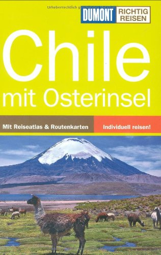 stefan loose reisefuhrer chile mit osterinsel mit reiseatlas