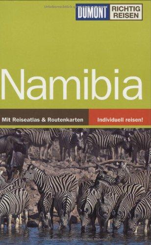 9783770176359: Namibia. Richtig reisen