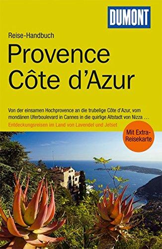 9783770177028: DuMont Reise-Handbuch Reiseführer Provence, Côte d'Azur: mit Extra-Reisekarte