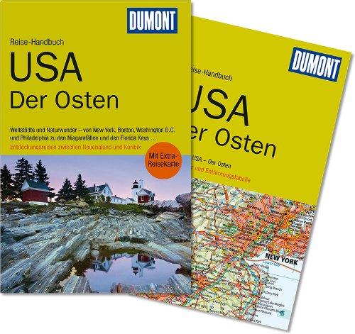 9783770177080: DuMont Reise-Handbuch Reisef�hrer USA, Der Osten