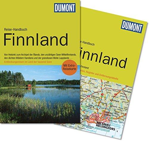 9783770177622: DuMont Reise-Handbuch Reiseführer Finnland