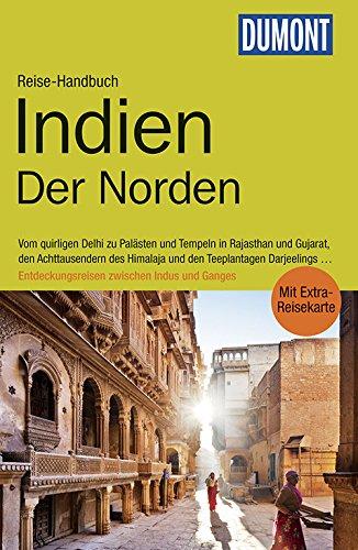 9783770177639: DuMont Reise-Handbuch Reiseführer Indien, Der Norden: mit Extra-Reisekarte