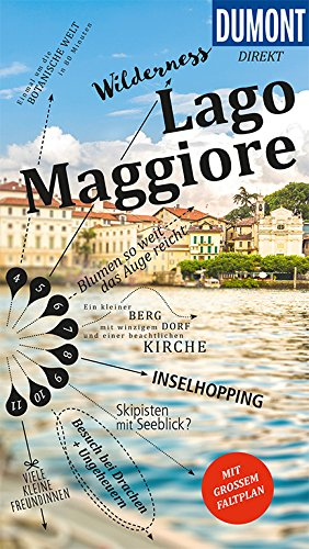 DuMont direkt Reiseführer Lago Maggiore (Paperback): Aylie Lonmon