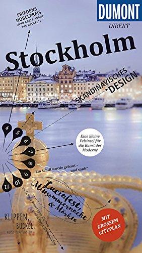 9783770184200: DuMont direkt Reiseführer Stockholm: Mit großem Cityplan