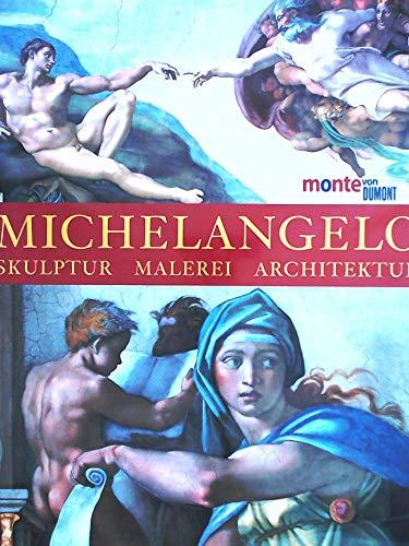 9783770185153: Michelangelo. Skulptur - Malerei - Architektur