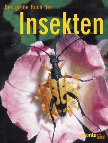 9783770185900: Das große Buch der Insekten.