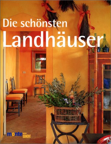 9783770186051: Die schönsten Landhäuser