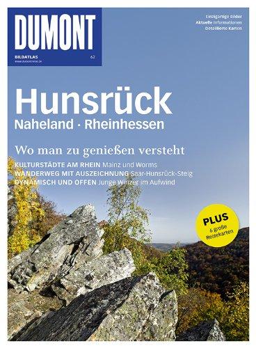 9783770192168: DuMont BILDATLAS Hunsr�ck: Naheland, Rheinhessen
