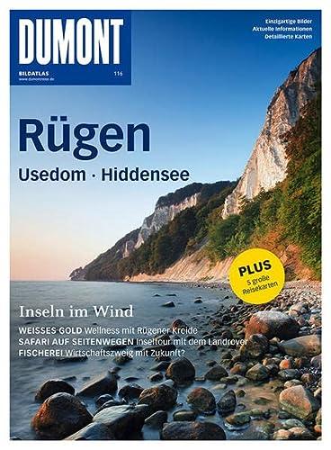 9783770192694: DuMont Bildatlas Rügen: Usedom, Hiddensee