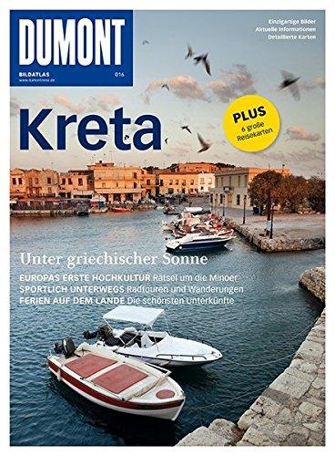 9783770192755: DuMont BILDATLAS Kreta: Unter griechischer Sonne