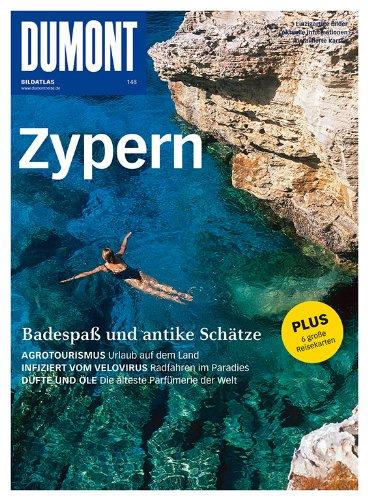 DuMont BILDATLAS Zypern: Badespaß und antike Schätze - Miethig, Martina