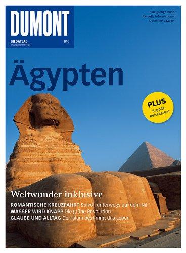 9783770193103: DuMont BILDATLAS �gypten: Weltwunder inklusive