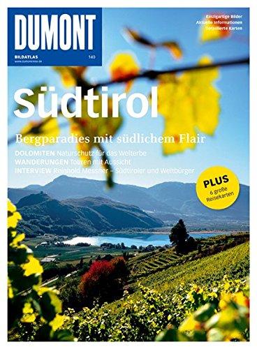 9783770193189: DuMont BILDATLAS Südtirol: Bergparadies mit südlichem Flair