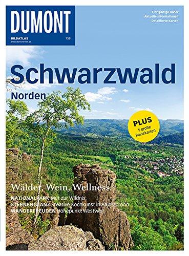 9783770193516: DuMont BILDATLAS Schwarzwald Norden: Wälder, Wein, Wellness