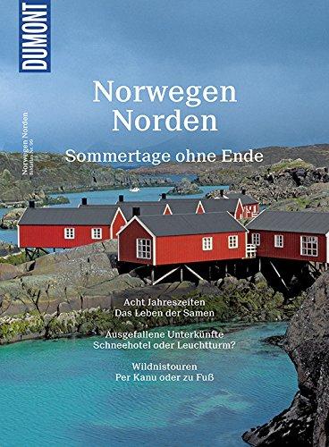 DuMont BILDATLAS Norwegen Norden: Sommertage ohne Ende: Michael Möbius
