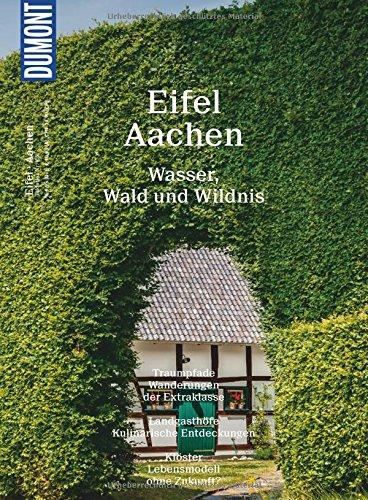 9783770194544: DuMont Bildatlas 152 Eifel/Aachen: Wasser, Wald und Wildnis