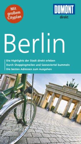 9783770195299: DuMont direkt Reisef�hrer Berlin: Mit gro�em Cityplan
