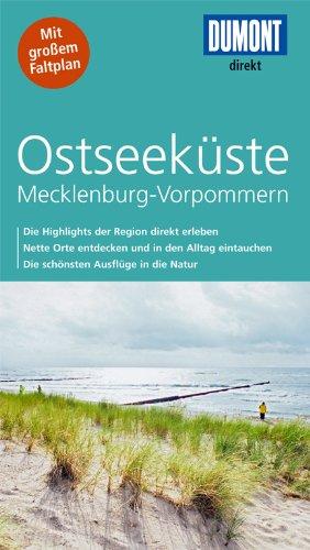 9783770195893: DuMont direkt Reiseführer Ostseeküste Mecklenburg-Vorpommern