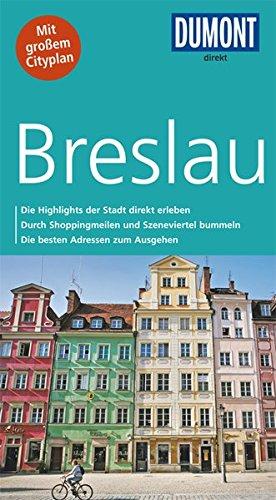 9783770196456: DuMont direkt Reiseführer Breslau 1:27000: Mit großem Cityplan