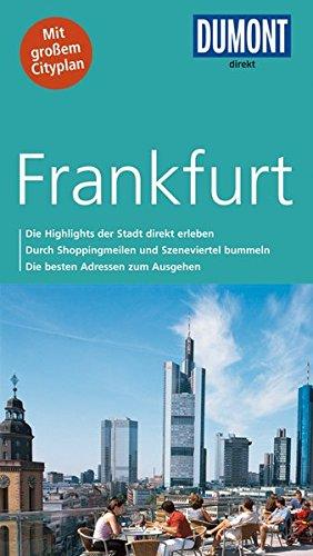 9783770196463: DuMont direkt Reiseführer Frankfurt: Mit großem Cityplan