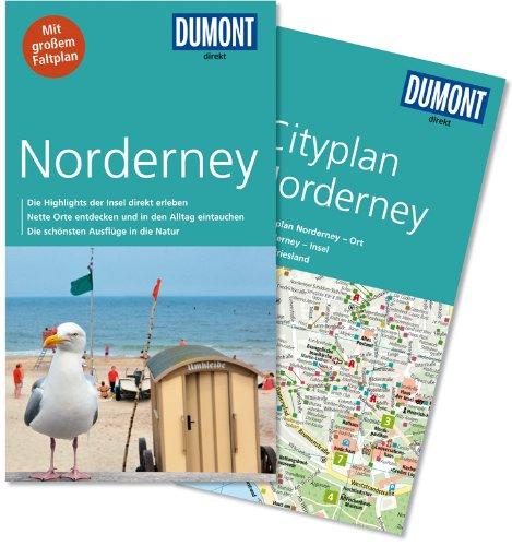 9783770196494: DuMont direkt Reisef�hrer Norderney: Mit gro�em Faltplan