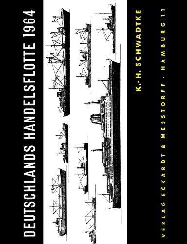 9783770205363: Deutschlands Handelsflotte 1964
