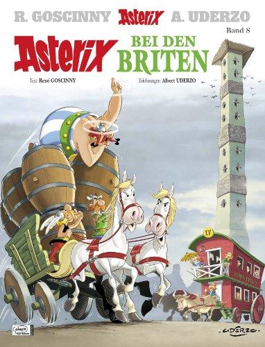 9783770400089: Astérix bei den Breten (version allemande)