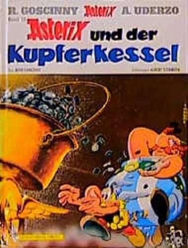9783770400133: Ast�rix und der Kuppferkessel (version allemande)