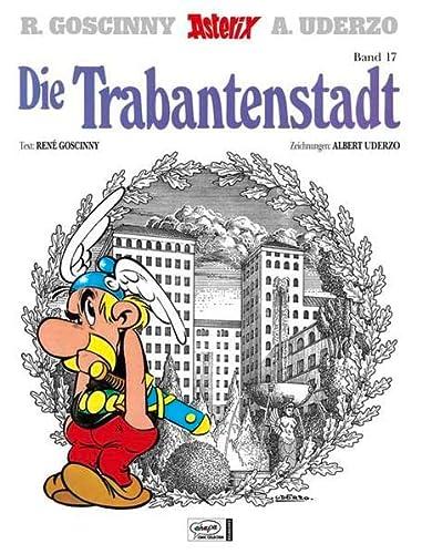 9783770400171: Asterix in German: Die Trabantenstadt (Astérix en Allemand)