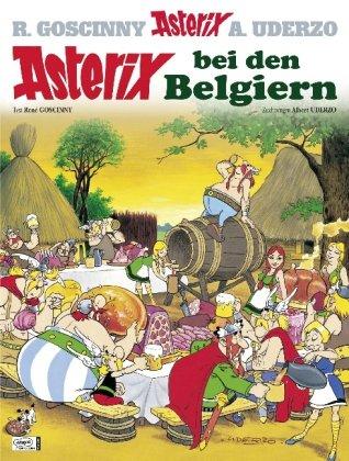 9783770400249: Asterix in Belgium (Grosser Asterix)