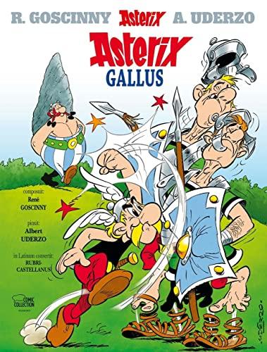 9783770400515: Asterix Lateinische Ausgabe 01. Gallus