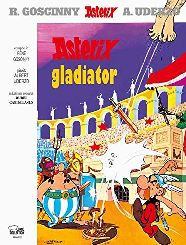 9783770400546: Asterix - Lateinisch: Asterix latein 04 Gladiator: BD 4 (Latin Edition)