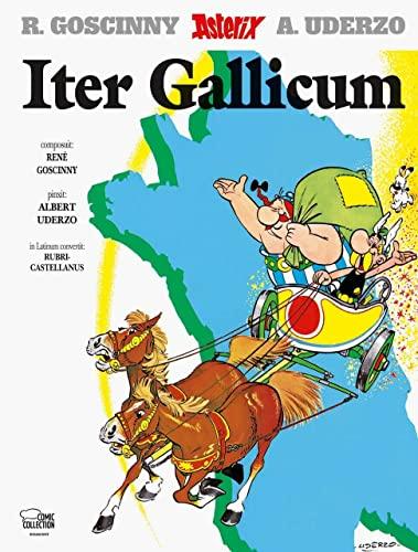 9783770400553: Asterix: Iter Gallicum (Latin) (Latin Edition)