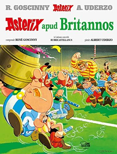 9783770400591: Asterix - Lateinisch: Asterix latein 09 Apud Britannos - Latin edition