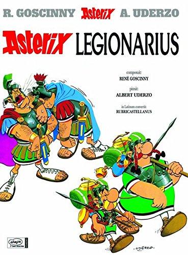 9783770400638: Asterix Legionarius (Latin Edition)
