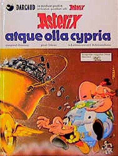 9783770400669: Asterix Atque Olla Cypria Latin