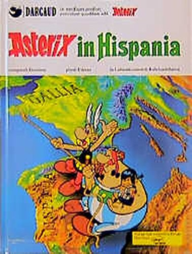9783770400676: Asterix in Hispania (Astérix Latin C)