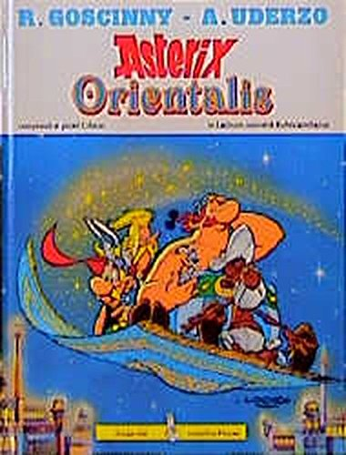 9783770400683: ASTERIX CHEZ RAHAZADE (LATIN) ORIENTALIS (Astérix)