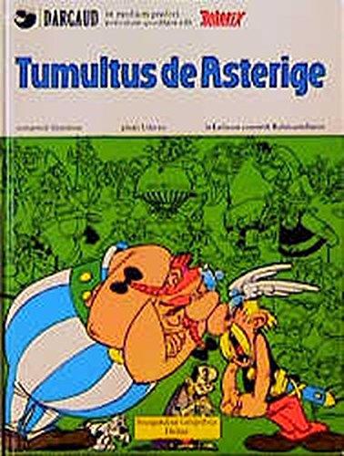 9783770400690: Tumultus De Asterige Latin