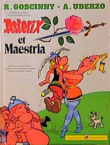 9783770400706: Asterix et Maestria - Asterix und Maestria, lateinische Ausgabe