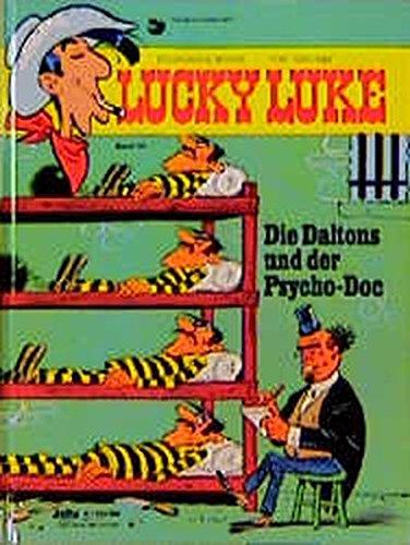9783770401659: Lucky Luke, Bd.54, Die Daltons und der Psycho-Doc