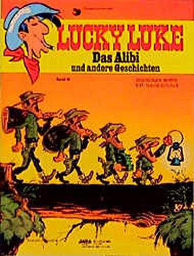 9783770401666: Lucky Luke, Bd.55, Das Alibi und andere Geschichten
