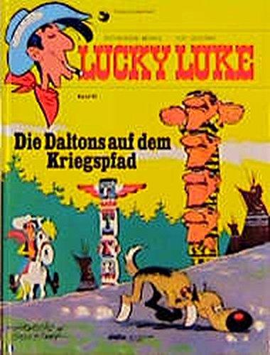 Lucky Luke, Bd.60, Die Daltons auf dem Kriegpfad (3770402715) by Morris; Goscinny, Rene