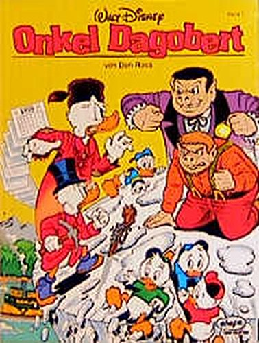 Onkel Dagobert, Bd.7, Der letzte Schlitten nach Dawson (9783770403561) by Disney, Walt; Rosa, Don.