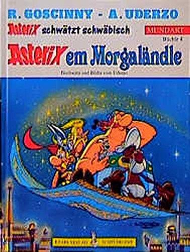 9783770404698: Asterix Mundart 04. Asterix em Morgaländle.
