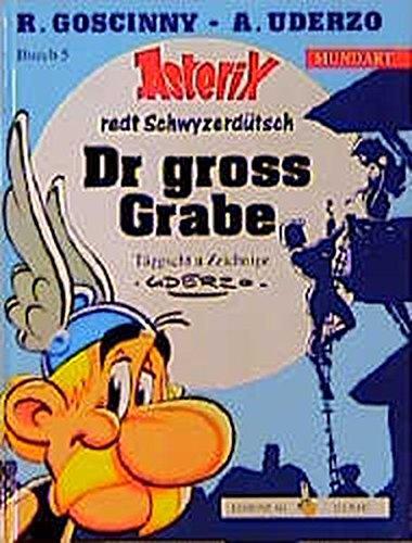 9783770404704: Asterix Mundart Geb, Bd.5, Dr gross Grabe