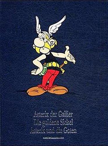 9783770406005: Asterix Gesamtausgabe, Bd.1, Asterix der Gallier - Die goldene Sichel - Asterix und die Goten