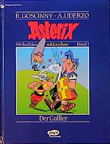 9783770413195: Asterix Werkedition, Bd.1, Asterix der Gallier